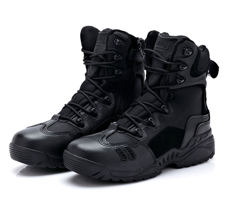 Cheap Black Leather Hiking Boots Men, find Black Leather Hiking ...