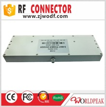 High quality Indoor free samples 698-2700GHz 800-2900GHz sma female one way 8 rf power divider/power splitter