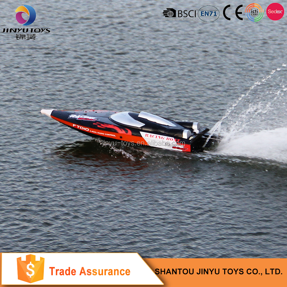 2.4 G 4CH RC racing boats high speed cool cheap rc boats toy