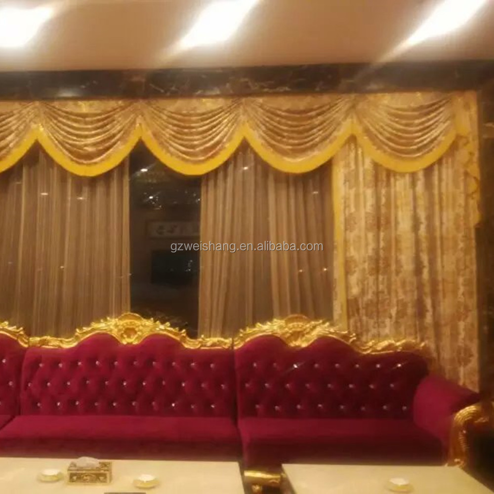 Hotel Quality Curtain/ Restaurant Blackout Curtain