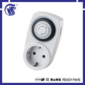 Multi-countries styles 220-240V AC mechanical timer 1 hour