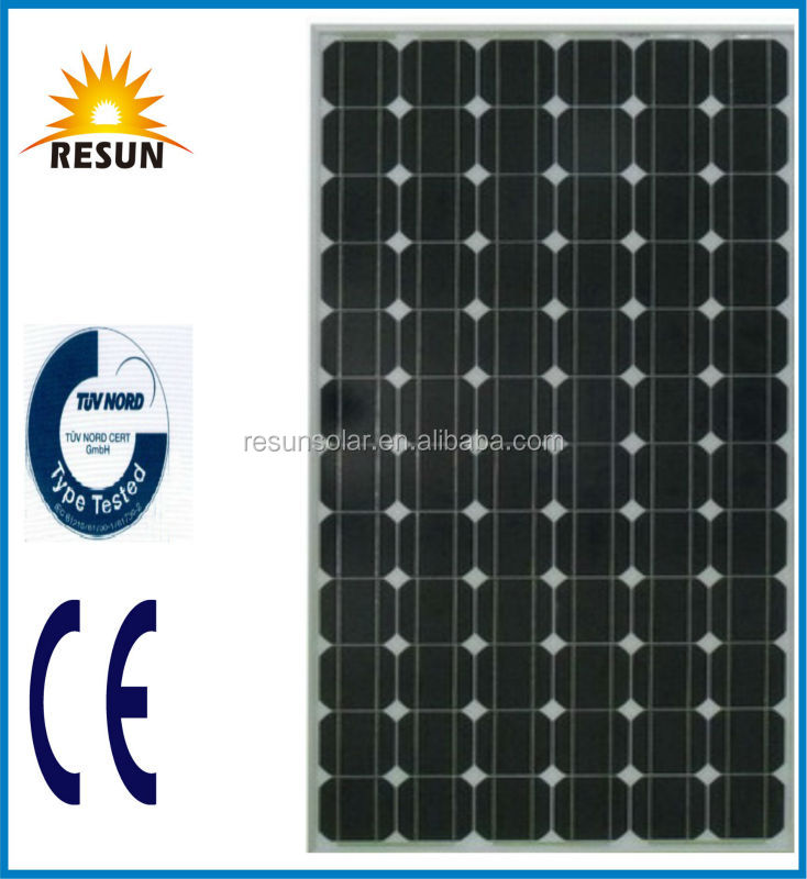 2017 hot sale 320w solar panel manufacture with TUV, IEC