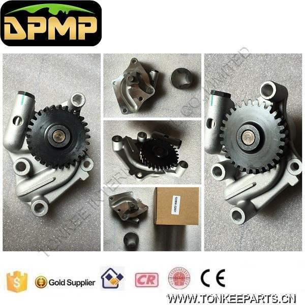 123900-32001 4TNV106T engine oil pump 4D94E oil pump 4TNV94 oil pump  P01.jpg