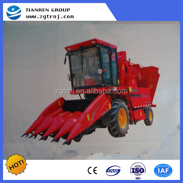 TR9988-4530 hot sale corn harvesting with tractor