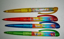 Flotage pens take in water gem pens move about poster pens