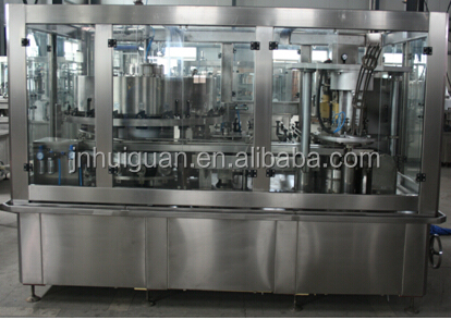 3600CPH Carbonated Soft Drink Canning/cans filling machine