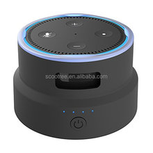Smatree SmaCup Plus Electrical Protective Cover for amazon 2nd Generation Echo Dot