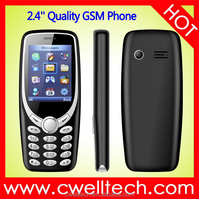 Unlcoked Cell Phone Micromax Z213 Dual Sim card Quad Band 2.4 inch wholesale GSM Mobile Phone with Vibrator