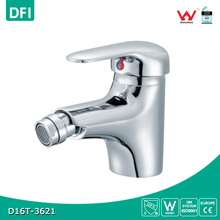 Quality guarantee chrome plated brass bidet faucet