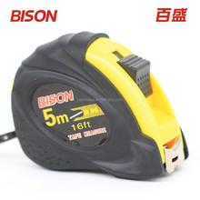 8m 27ft 0.11mm thickness blade two lock stop measuring tape