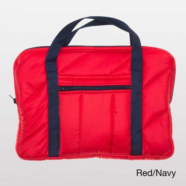 Red fashion laptop bag for girl