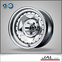 2014 Best Quality Steel Chrome Rims 4x4 for Sale