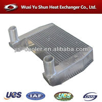 high performance aluminum motorcycle oil cooler radiator