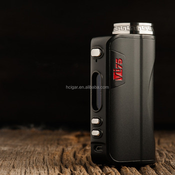 2017 Big Cloud Box Mod 100% Original HCigar Evolv DNA Chip Therion Triade DNA75 VT75 box