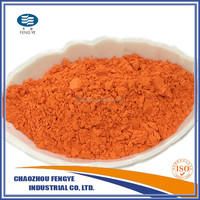 Raw materials for ceramic tile OrangeBY801 -------Ceramic pigment