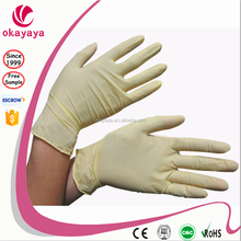 New Products Medical Disposable Powdered Latex Examination Gloves Cheap Latex Gloves Wholesale Latex Cheap Examination Gloves