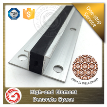 New trend tile aluminum expansion joint cover