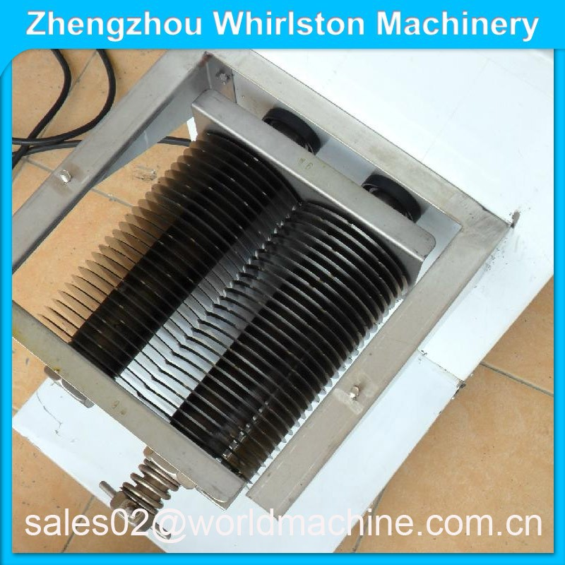 Beef Chicken breast Shredder /Cooked meat shredder machine/Fresh Meat Strip shredder