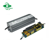 Ottima Constant current waterproof 100W 3000mA 36v LED driver with ETL CE Rohs SAA approved