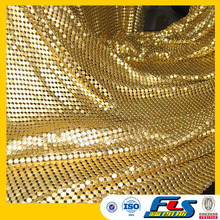Metallic Decorative Drapery,Metallic Cloth,Metal Mesh Drapery