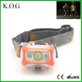 New Hands Free Ultra Bright Cre LED Head Lamp with 3 Modes