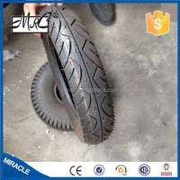China high quality cheap price 3.00-10 tubeless motorcycle tires with BIS certification