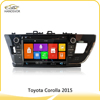 HOT & NEW Car GPS Navigation Toyota Corolla 2016 Left Driving