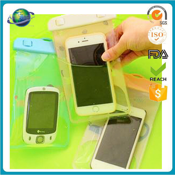 High quality PVC waterproof phone pouch case