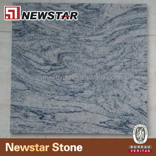 Newstar grey granite china juparana