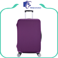 waterproof luggage covers spandex bag suitcase cover