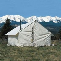 Cold Resistant &Rainproof Hard Canvas Wall Tent