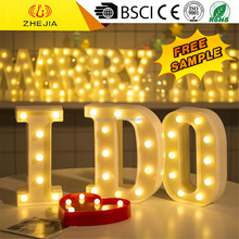 Neon Manufacturer led Directly Sale marquee letters led alphabet light board diy led backlit