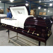 KENWOOD purple caskets and cheap used coffins for sale
