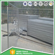 Australian or Canada Type Removable Galvanized or Power Cated Temporary Fence