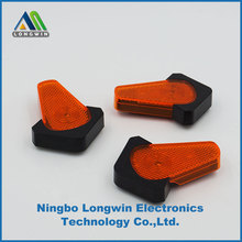 bag clip warning light, LED caution light with traffic cone shape