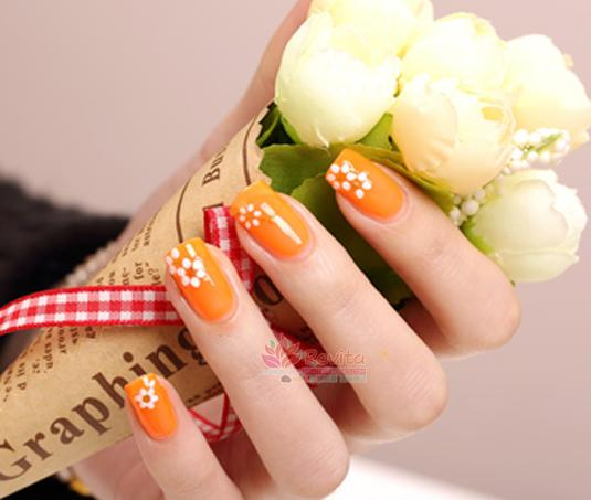 Fingernails polish gel high quality nails art