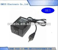 Super Mini Step Up/Down Transformer with 200W Power Capacity and 110 to 220V Voltage