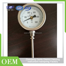 Mechanical Temperature Pressure Gauge Factory Made