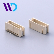 Wenda 2mm pitch 6 pin led connector