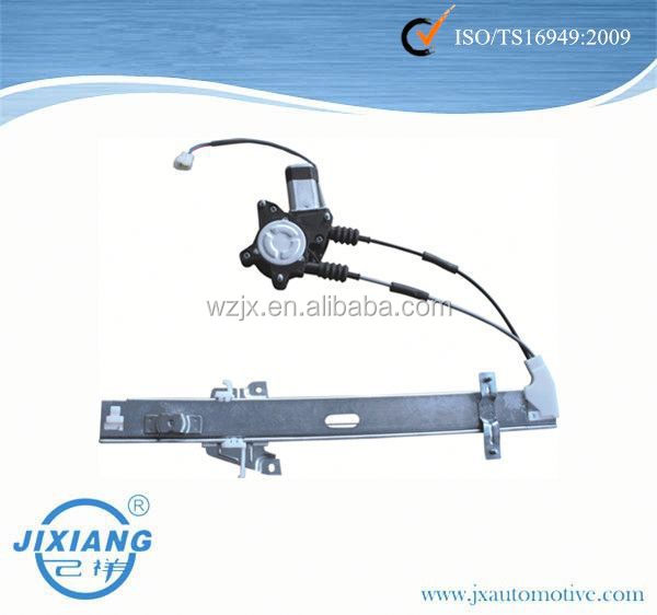 Auto Parts Window Regulator /Window Regulator Plastic Parts /Pulley Window Regulator For Kia Pride OEM:AA85072335 Rear