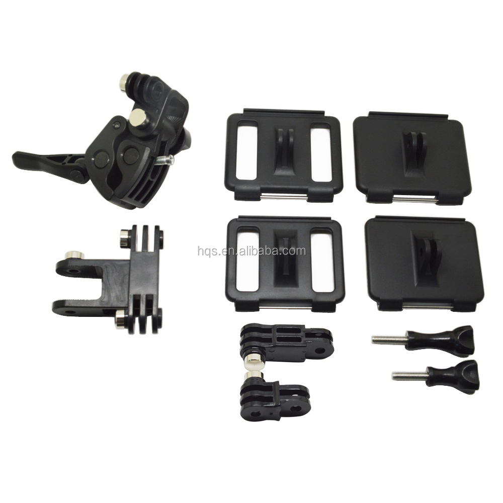 Go Pro Sportman Mount Set for Hunting, Shooting, Fishing and Games Use