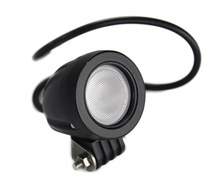 Overseas warehouse free shipping mini led spot light headlight motorcycle led driving lights