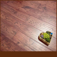 Trustworthy china supplier 3 Layers Oak Engineered Flooring and Solid Oak Flooring In Wood Flooring