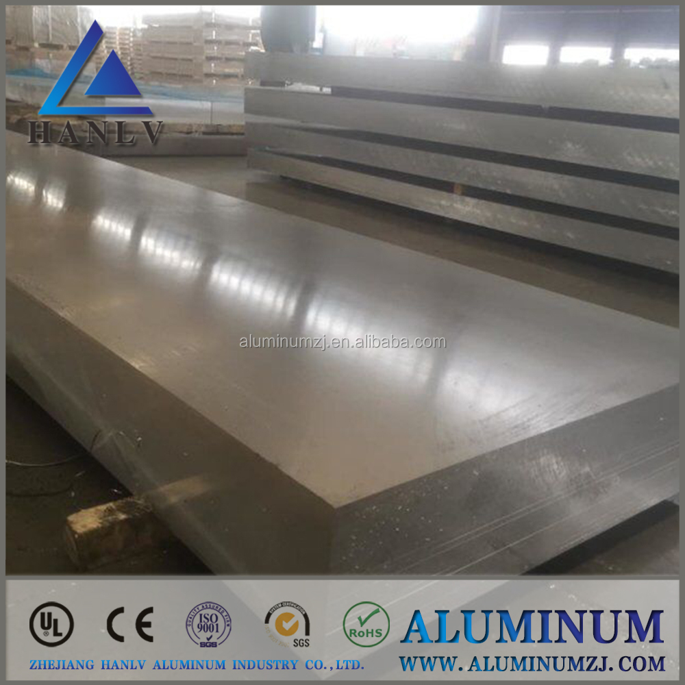 7075 T6 aluminum plate alloy for aerospace