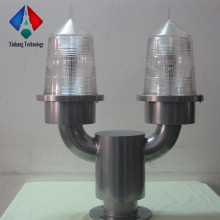Double Aviation obstacle light Aeronautical obstruction light