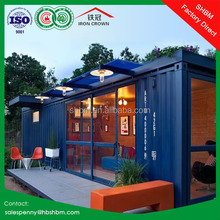 20ft 40ft modern design japan container house portable villa prefabricated home prefab container house