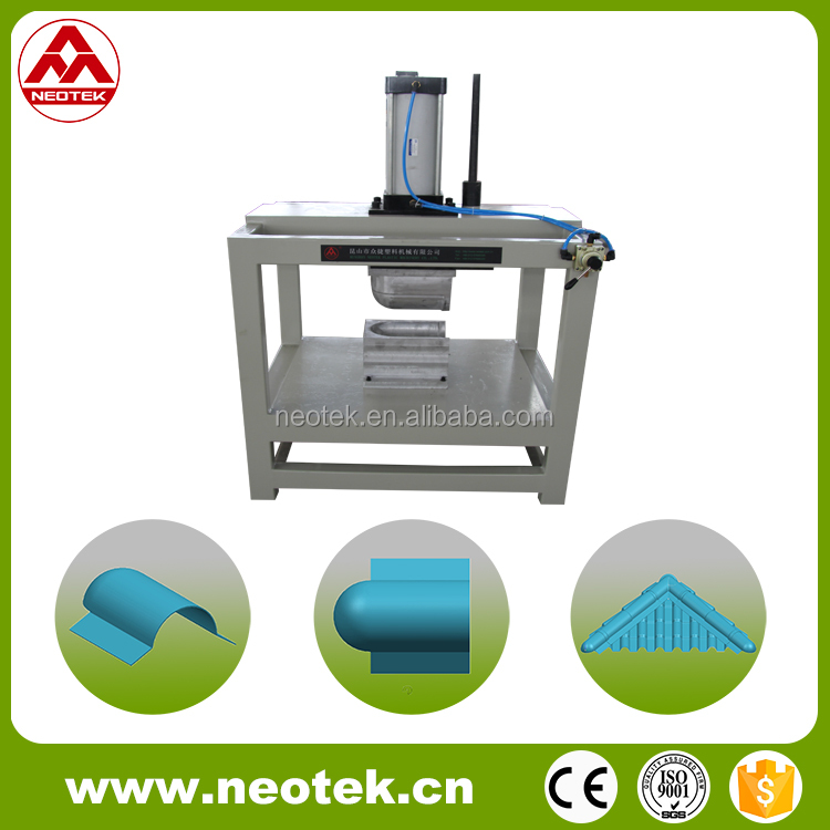PVC roofing tile roofing sheet making machine with price