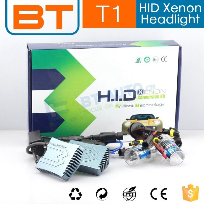 High Quality HID Light Conversion Kits H7 Xenon Look