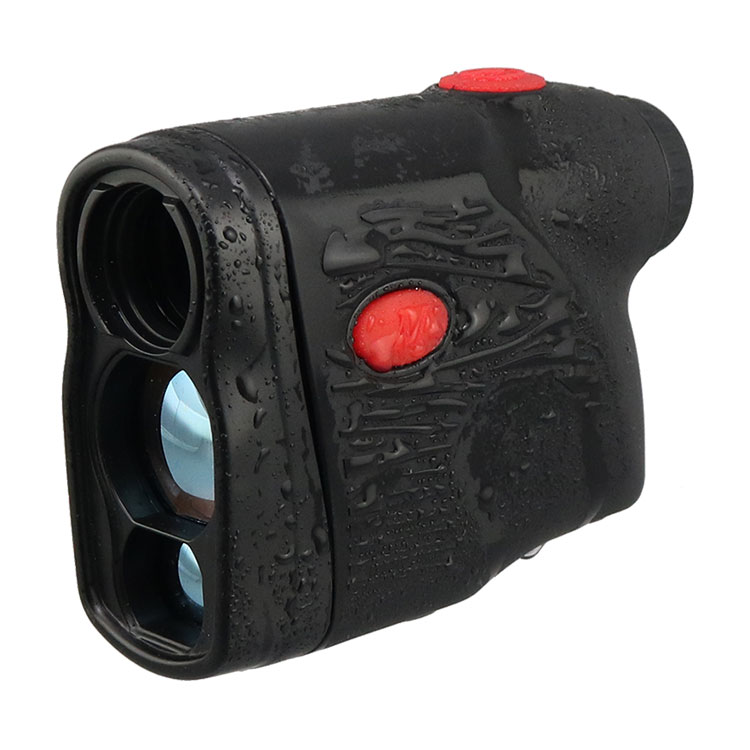 Unique human engineering design animal speed tracking continuous measuring hunting scope , hunting rangefinder