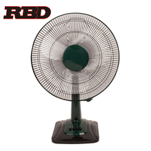 High Quality 16inch Electric Table Fan Plastic 40cm Oscillating Durable Table Fan 110V 127V 220V